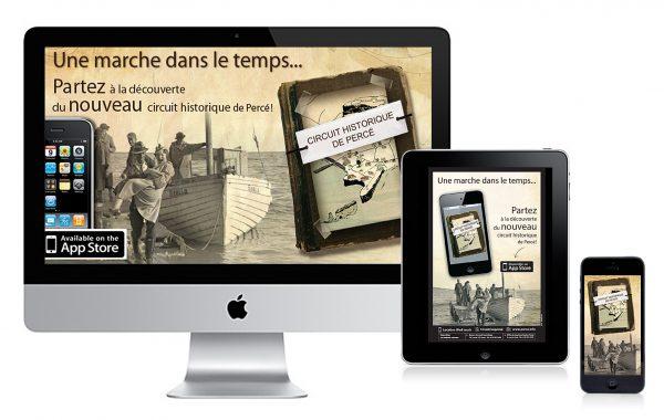 VILLE DE PERCÉ // CIRCUIT HISTORIQUE